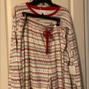 Men's Lauren Conrad Christmas pajama set XL